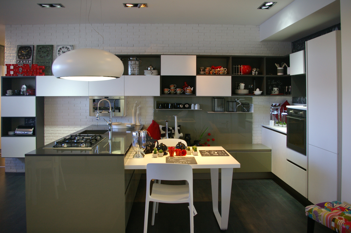 Cucine lube cucine lube roma for Lube cucine verona