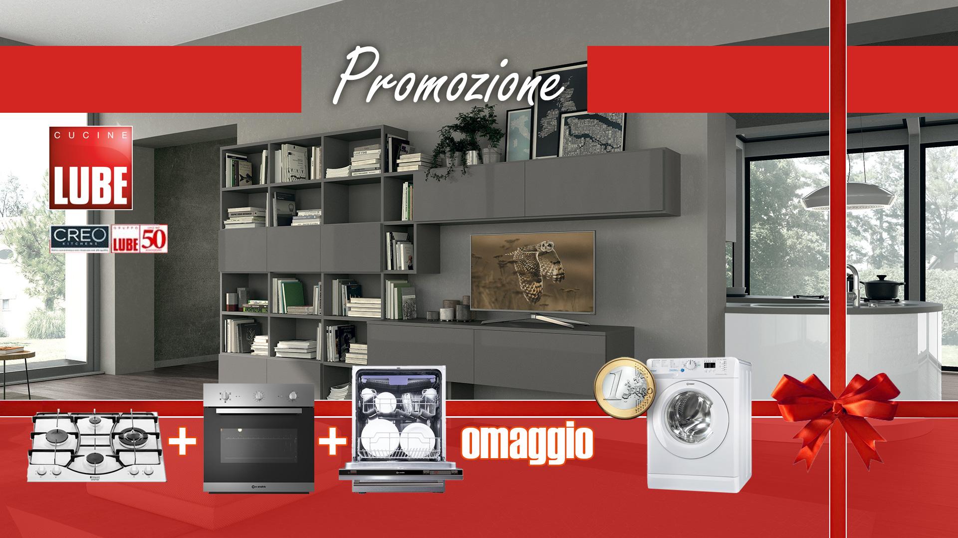 Promozione Creo Cucine | Cucine Lube Roma